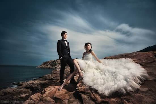 foto prewedding eksklusif